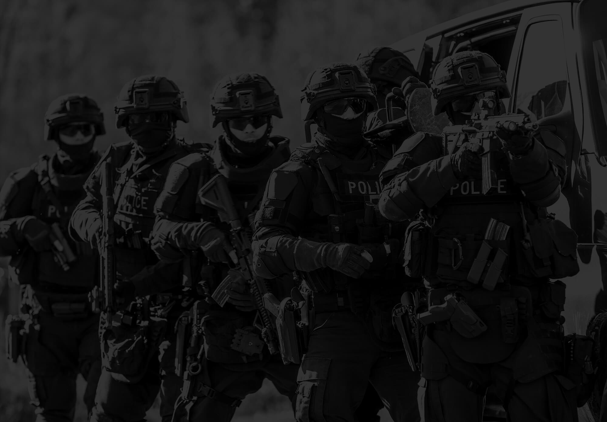 Krausko Police Tactical Gear & Equipment - Military Technology, K9